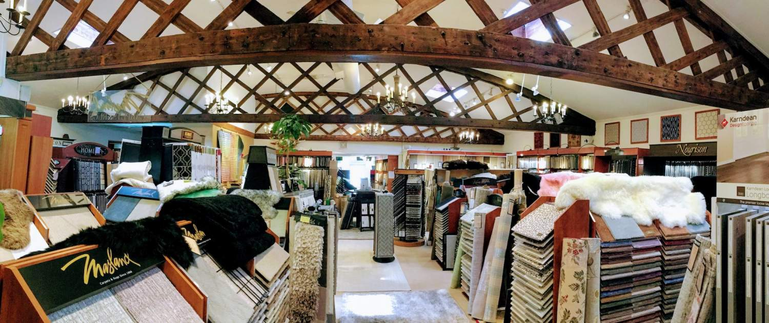 Carpetrends Rye Showroom