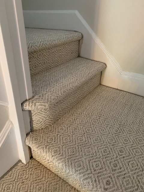 20 Carpetrends Projects Stairs Carpet Replacement