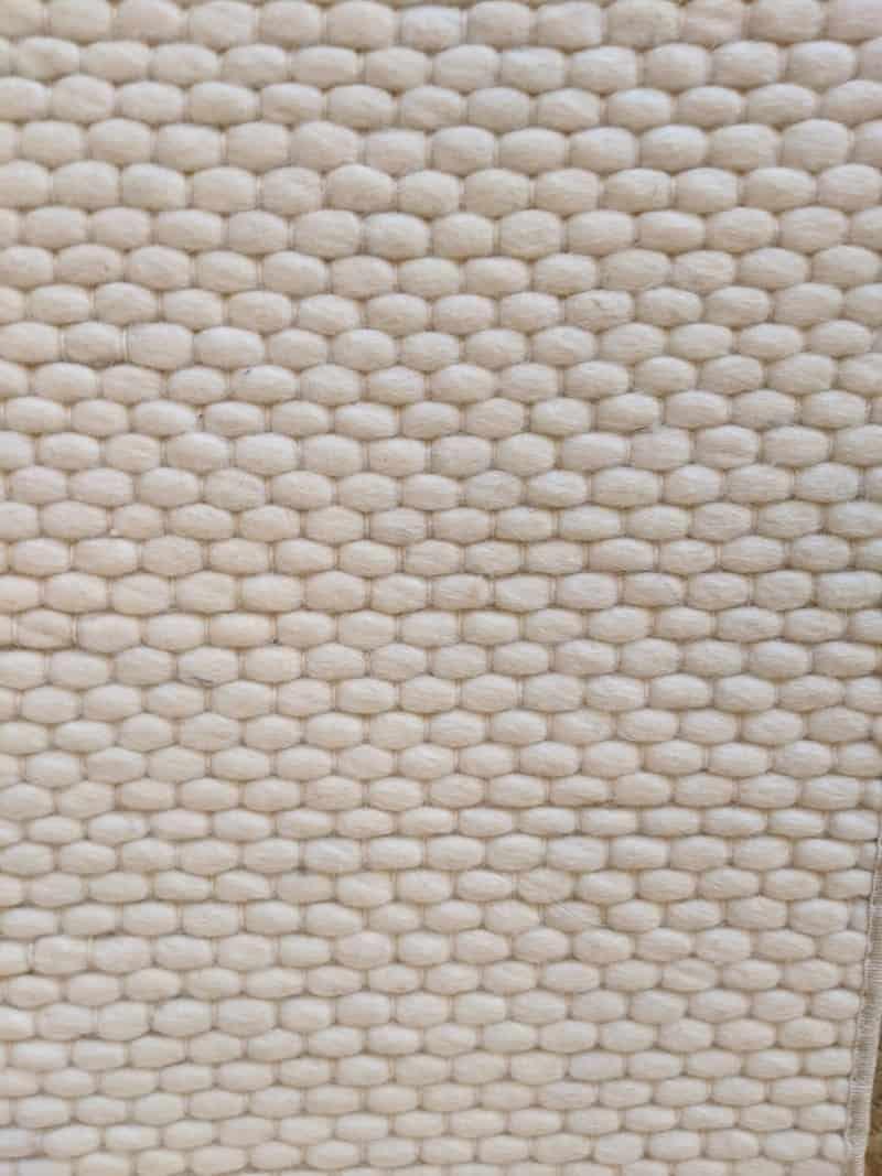 Pebbles White