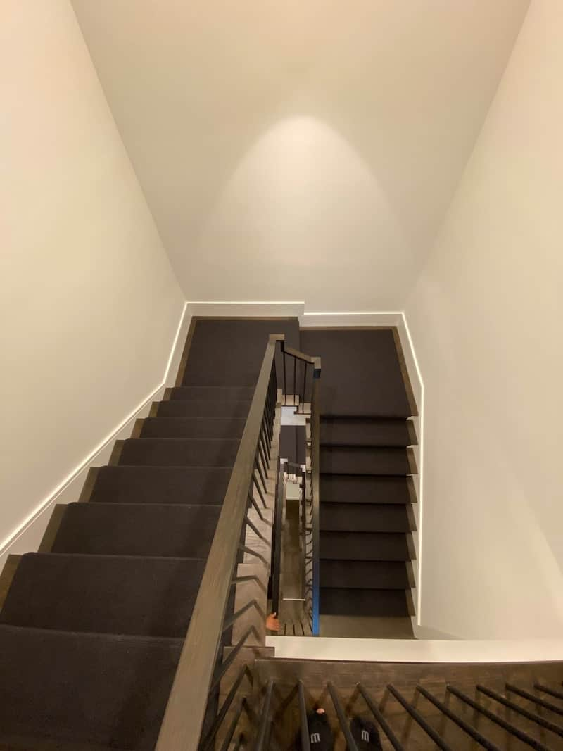 carpetrends stairs project Treford wool11