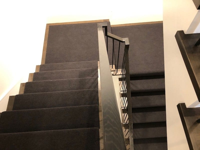 carpetrends stairs project Treford wool5