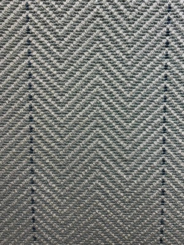 Classic Chevron Stripe Spearmint